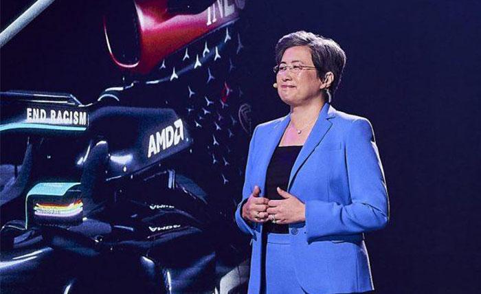 AMD ra mắt vi xử lý Laptop mới tại CES 2021