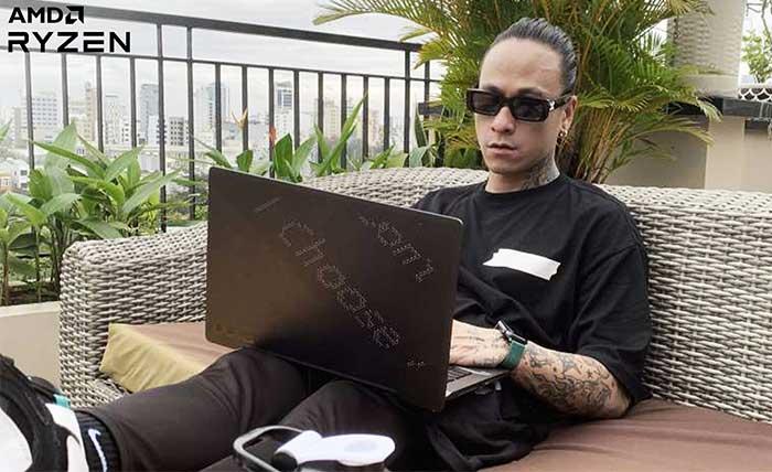 DJ Minh Trí bắt tay hãng AMD ra mắt bản rap nhiều ý nghĩa