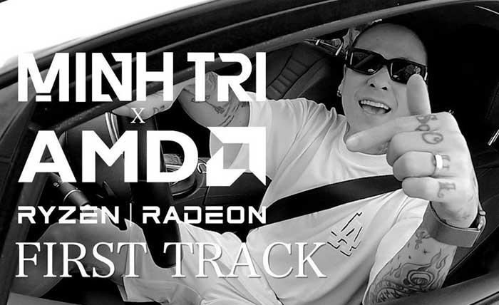 Lấy cảm hứng từ sức mạnh nội lực, DJ Minh Trí kết hợp cùng AMD tạo nên bản rap đầy ý nghĩa đến giới trẻ