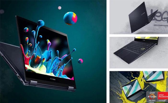 Tìm ngay chiếc laptop hoàn hảo cho mình trong loạt laptop ASUS chip AMD vừa ra mắt