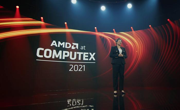 AMD trình làng hệ sinh thái sản phẩm mới cho game thủ tại Computex 2021